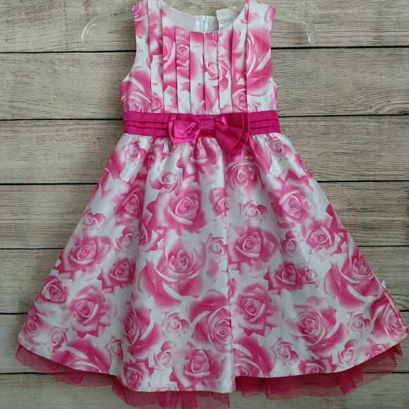 2f48f9ac2 Nannette Girl Dresses | Beautiful Nanette Girl Size 4t Pink Party ...